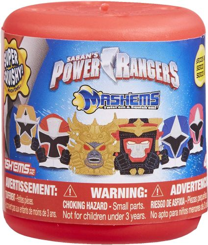 Mashems Power Rangers Series 1
